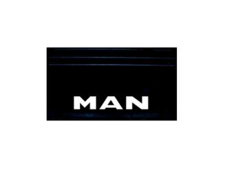 Брызговик задний с, оттиском, MAN, 650х350, /2100 2015