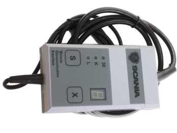 Дилерский сканер VCI1