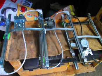 Комплект электростеклоподъемников DAF LF45/55, CF65/75/85, 95XF, 105XF 2003