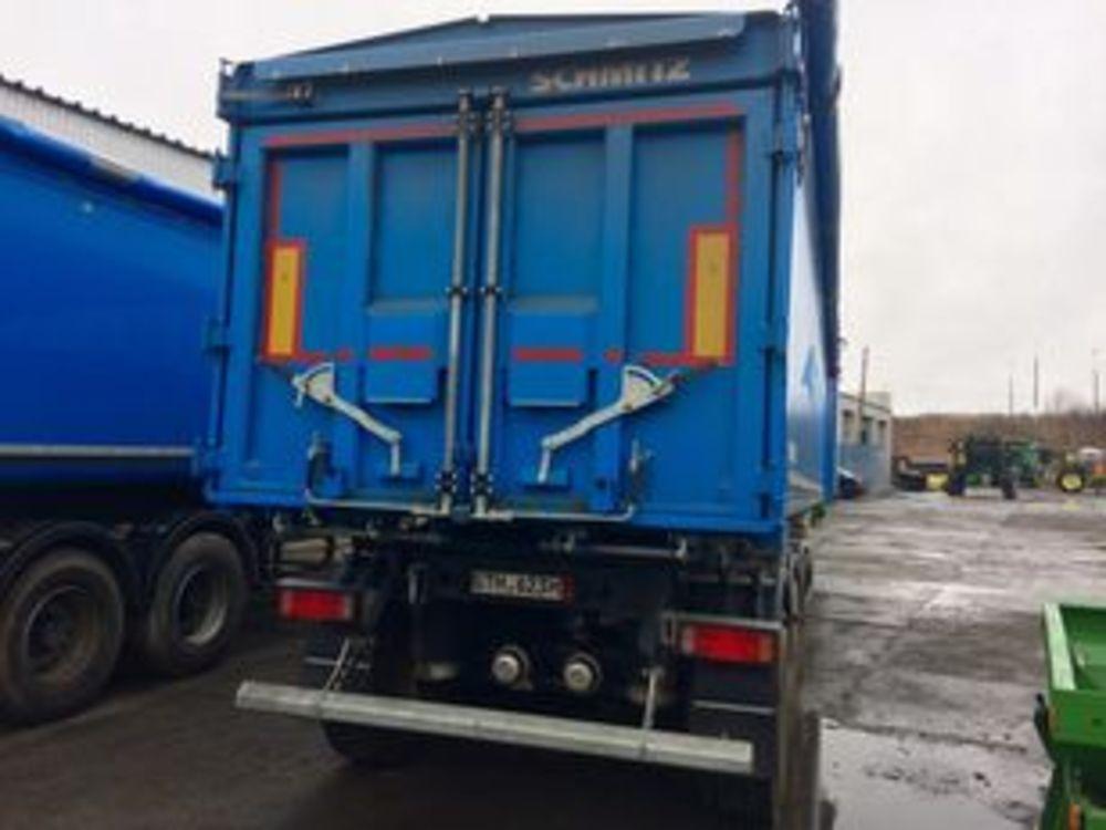 Schmitz Cargobull SKI 24 SL 10.5 / 2013 - фото