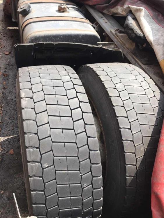Шина 295/ R22.5 Michelin XDN - фото