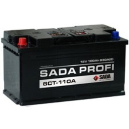 Аккумулятор Sada Combat 100 Ah