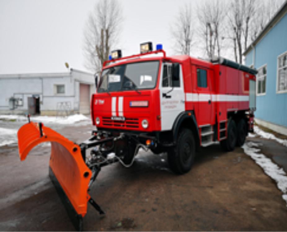 АГП пожарный / 2018 - фото