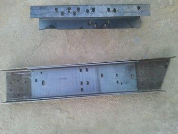 Усилитель удлинителя рамы Газель дабл-кабина ГАЗ 2008