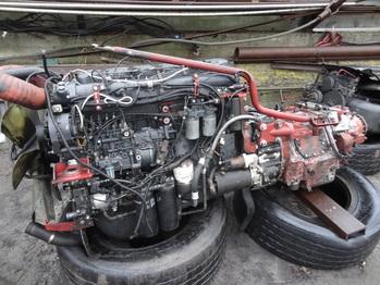 Двигатель Renault 340 1998