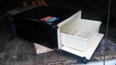 Холодильник компрессорный DAF 2004