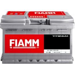 Аккумулятор Fiamm TITANIUM PLUS 54 Ah