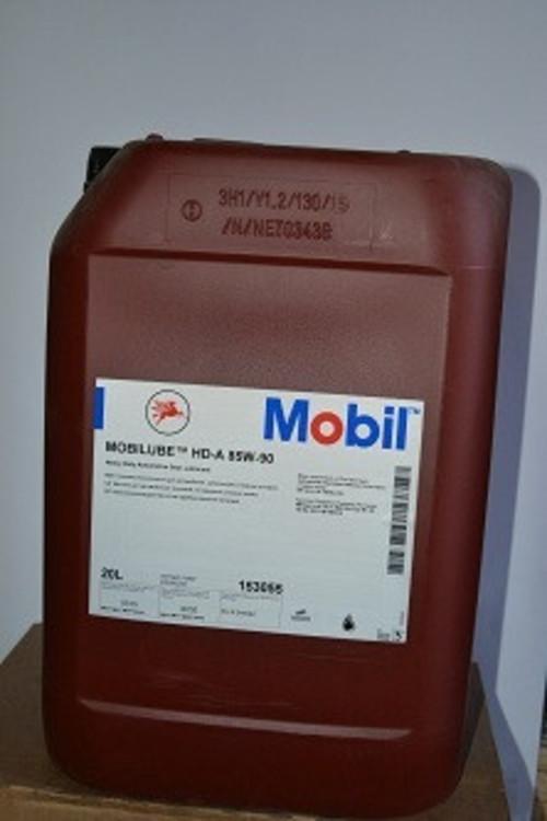 Mobil LUBE HD 85W90A 20L 20л - фото