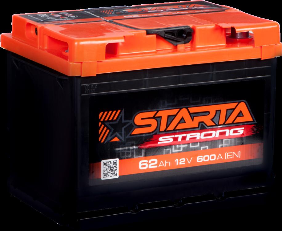 Аккумулятор STARTA Strong 62 Ah - фото