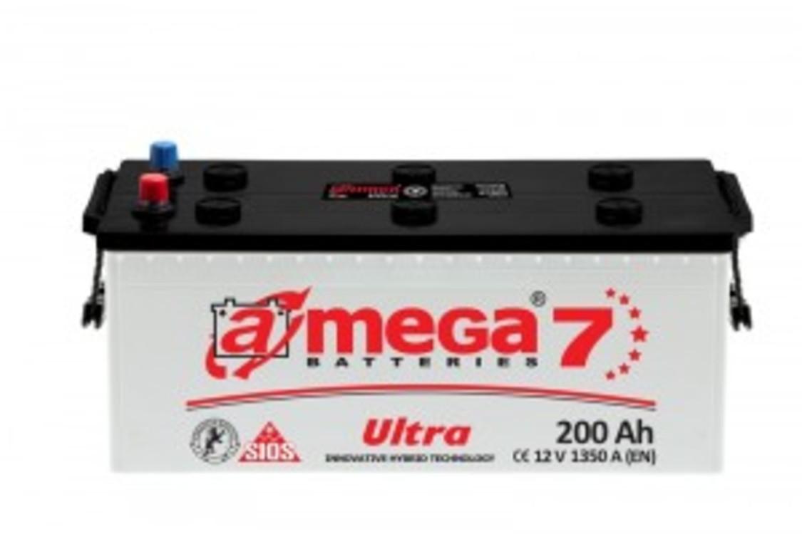 Аккумулятор A-Mega Ultra 200 Ah - фото