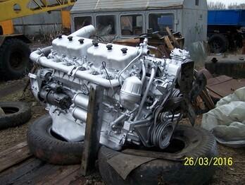 Двигатель ЯМЗ, 240 1990
