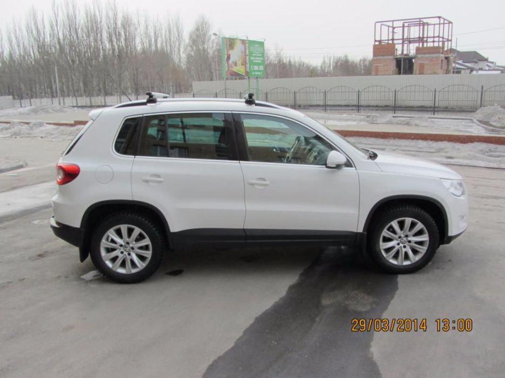 Volkswagen Tiguan / 2010 - фото