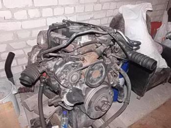 Двигатель MAN 8.153 2000