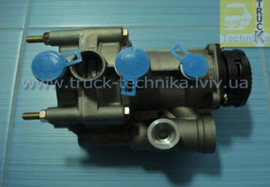 Пневматический кран DAF 95XF 1998