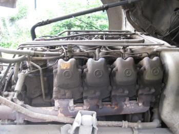 Двигатель Mercedes-Benz 1624 1988