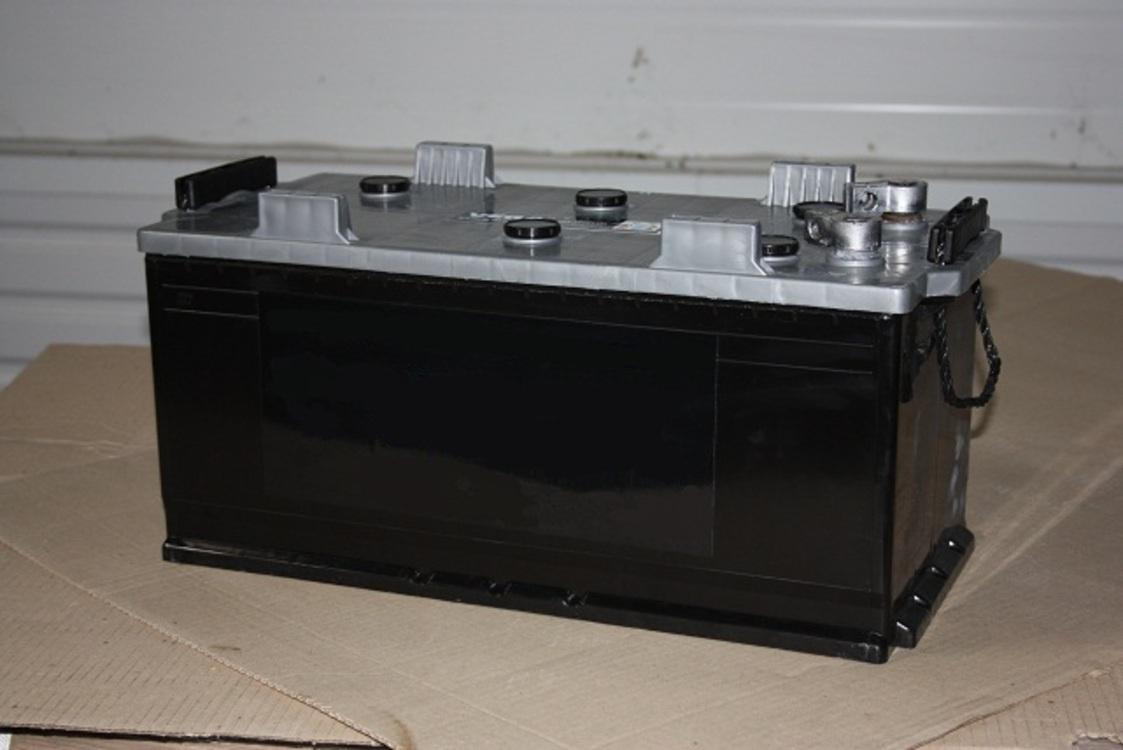 Аккумулятор Super Truck 6ст 140 Ah - фото