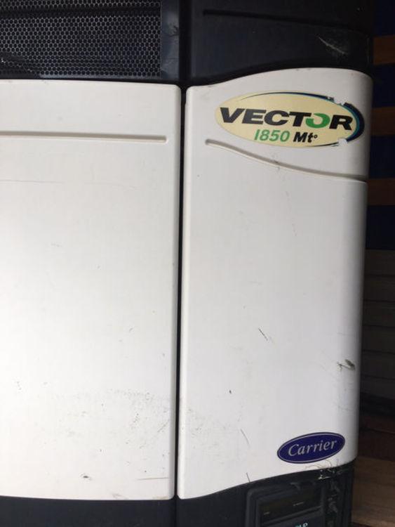 Холодильная установка Carrier Vector 2010 - фото