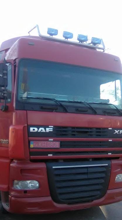 DAF ХF / 2004 - фото