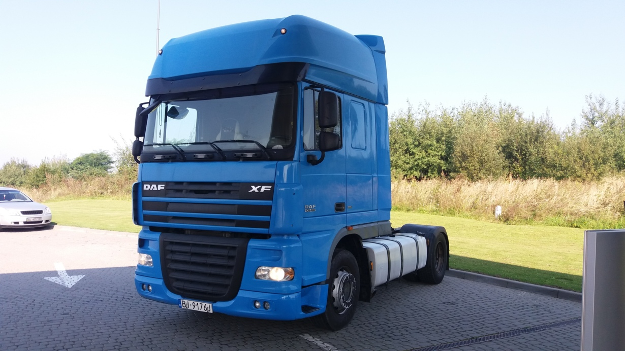 W Mega Sale of DAF XF105 460 / 2007, 13000 cm³ for 19 900.00 USD EK02