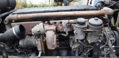 Двигатель MAN TGS TGX E5 2012 2012