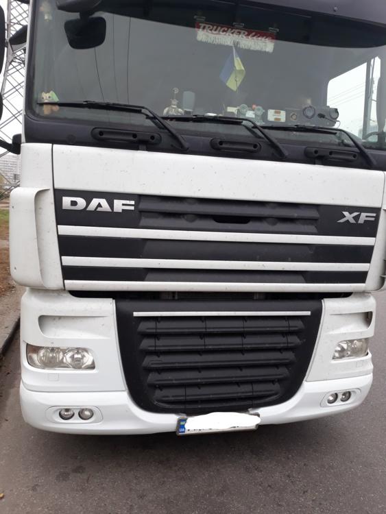 DAF XF105 510 / 2011 - фото