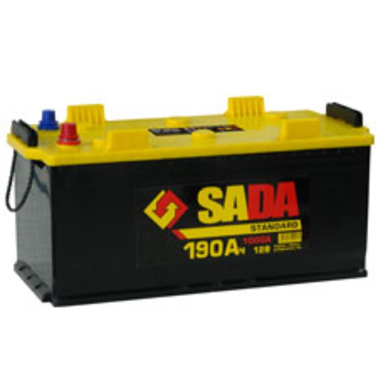 Аккумулятор Sada Combat 190 Ah - фото