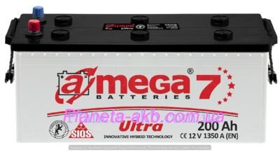 Аккумулятор A-Mega Ultra 200 Ah