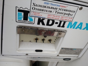 Холодильная установка Thermoking KD-2 max 2001