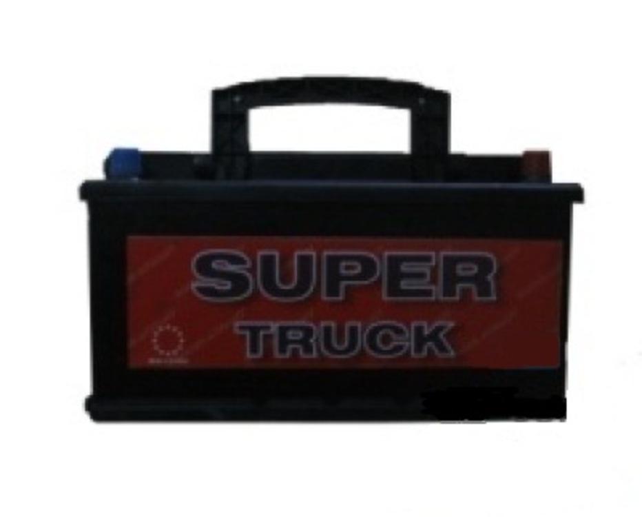 Аккумулятор Super Truck 100 Ah - фото
