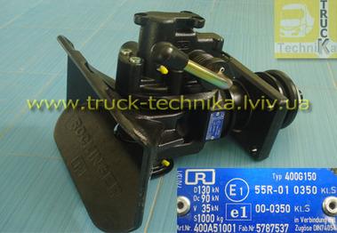 Сцепное устройство MAN TGA, TGX, TGL 2000
