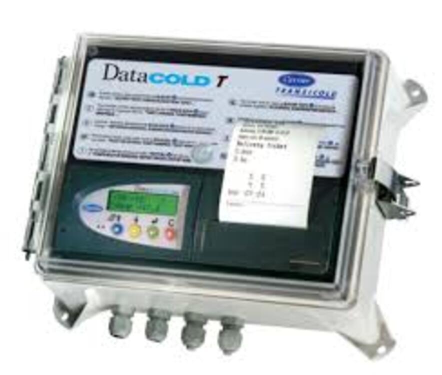 Ремонт, настройка, продажа и монтаж терморегистраторов (самописцев) DataCold TranScan - фото