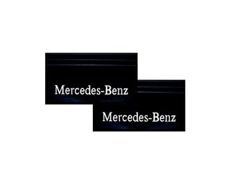 Брызговик задний Mercedes-Benz Мерседес, с, оттиском, 650х350/ 2015