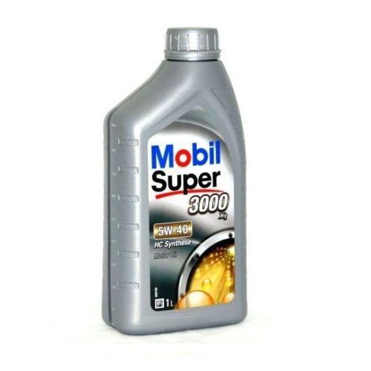Mobil SUP 3000х1 5W40 1L 5W-40 1л - фото
