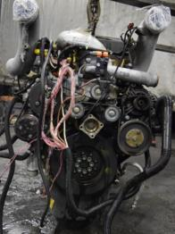 Двигатель MAN TGX TGA D2676 LF14 EURO 5 2012