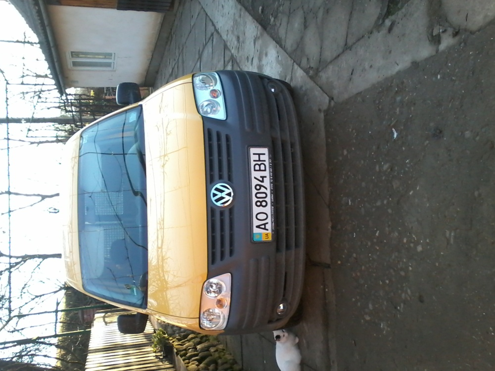 Volkswagen Caddy 1.9 TDI / 2006 - фото