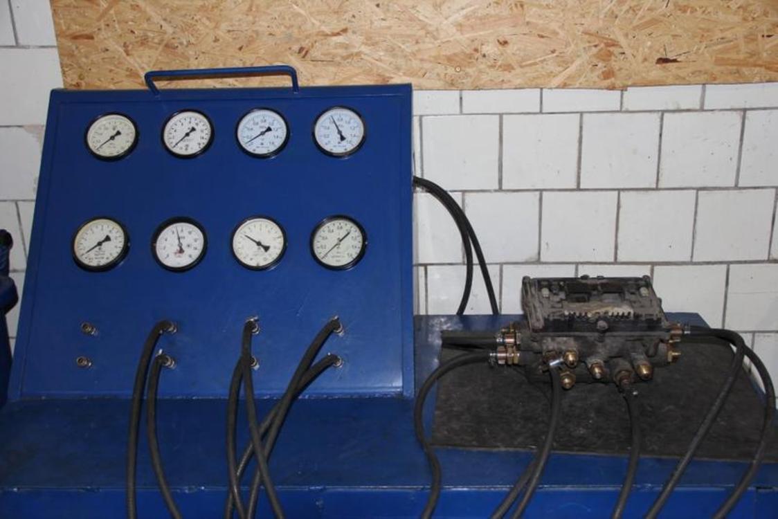 Ремонт тормозных кранов и модуляторов Wabco, Knorr-bremse, Haldex - фото