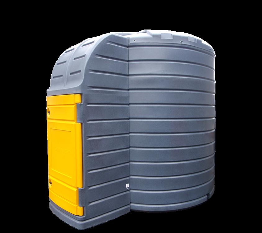 Мини АЗС Swimer 10000 литров / 2015 - фото