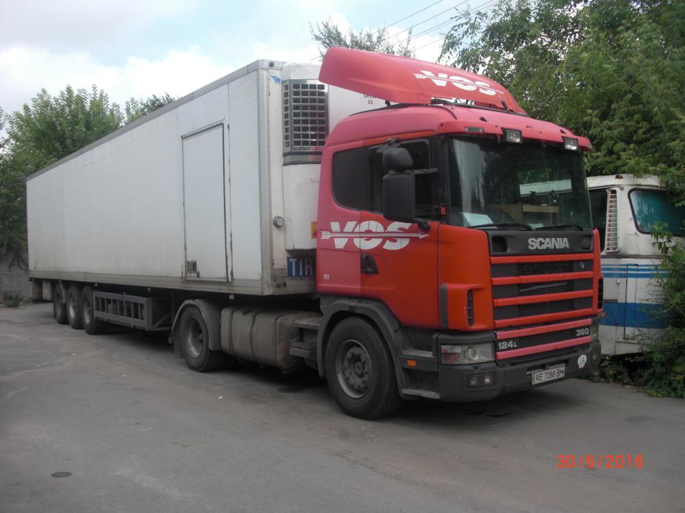 Scania 124 L/360 / 1999 - фото