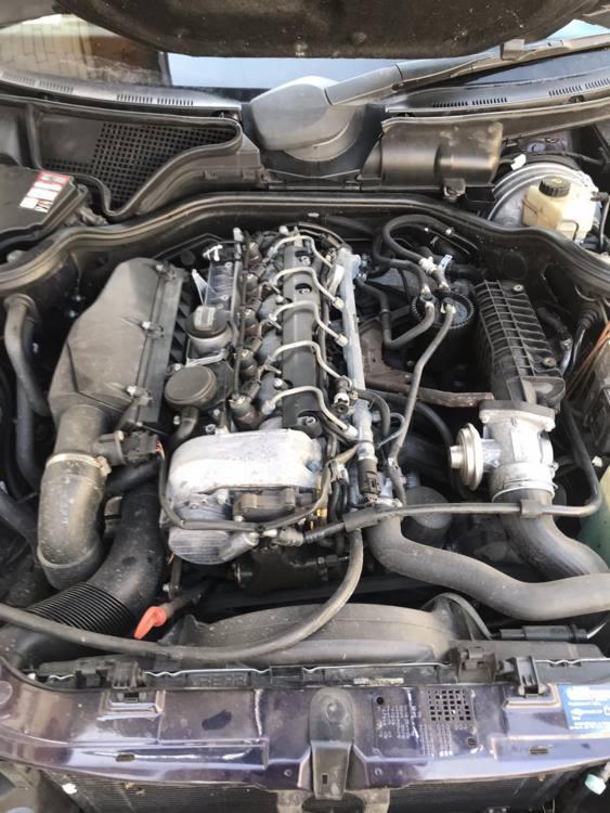 Двигатель 2001 - фото