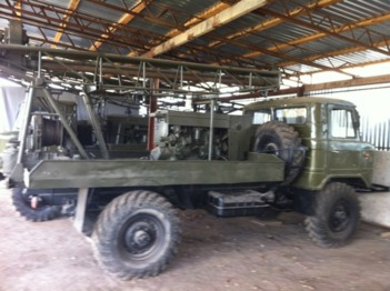ГАЗ 66 / УГБ -1 ВС