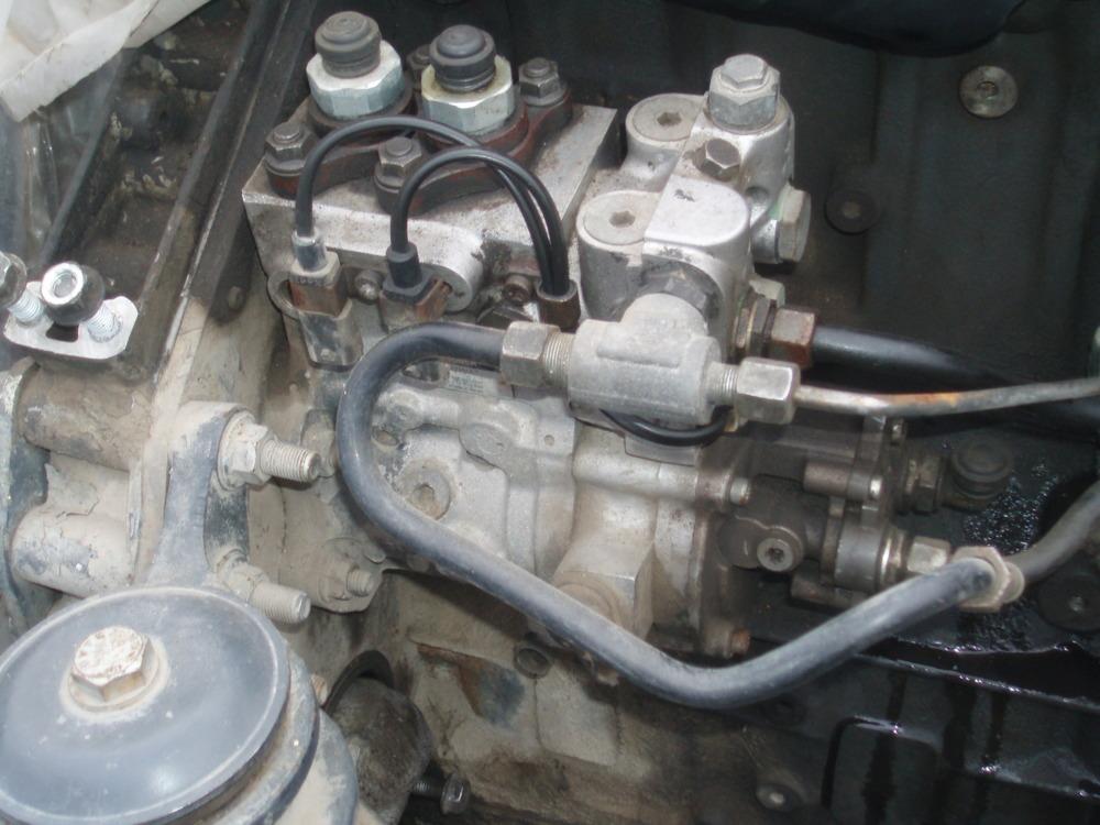 Топливный насос Renault Premium 2004 - фото