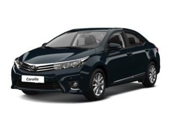 Капот Toyota Corolla 2014