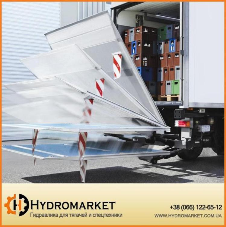 Ремонт гидробортов Bär Cargolift - фото
