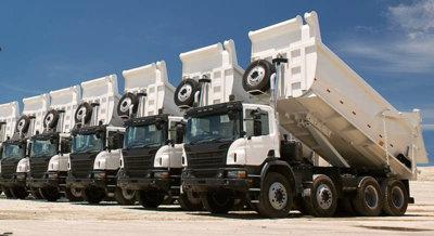 Переоборудование грузовиков в самосвалы 2010