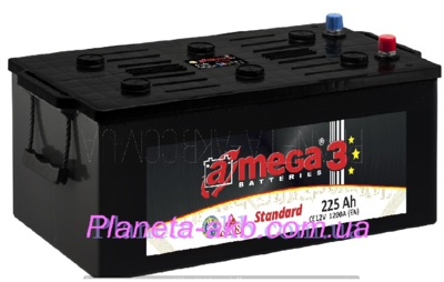 Аккумулятор STANDART 225 Ah