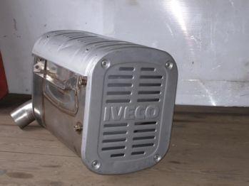 глушитель Iveco eurokargo 2016