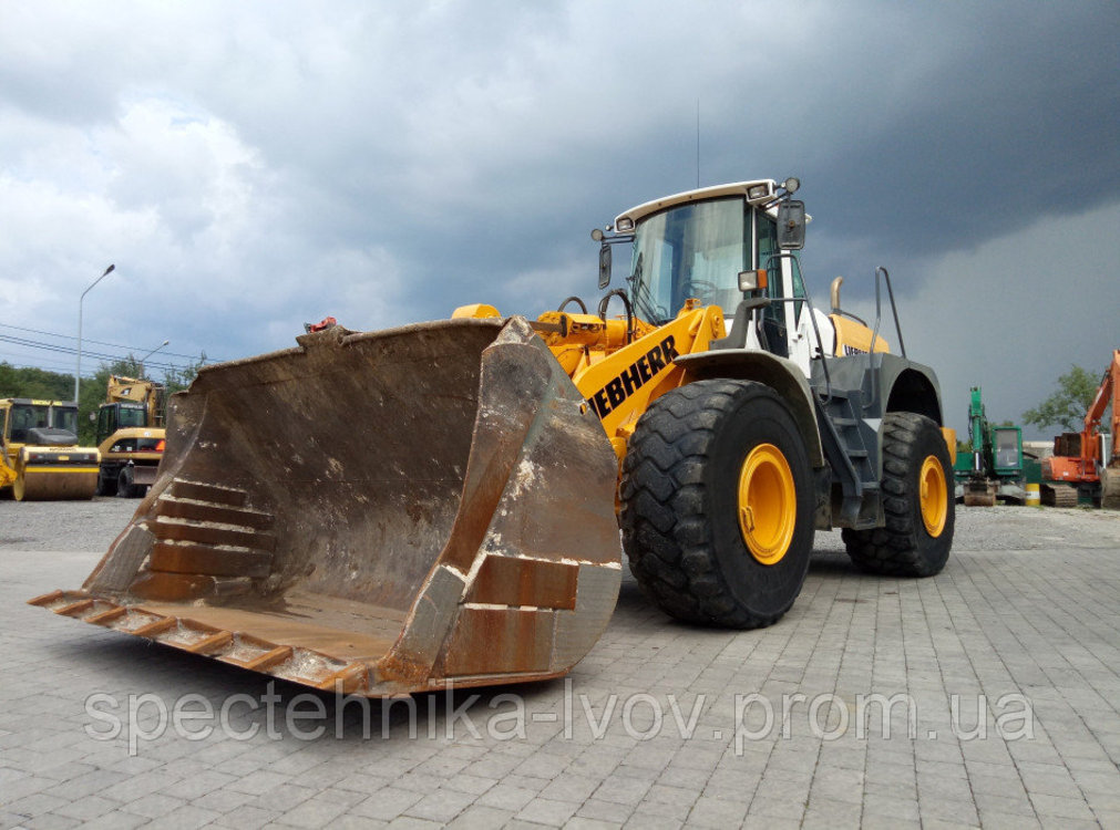 Liebherr L574 2plus2 / 2010 - фото