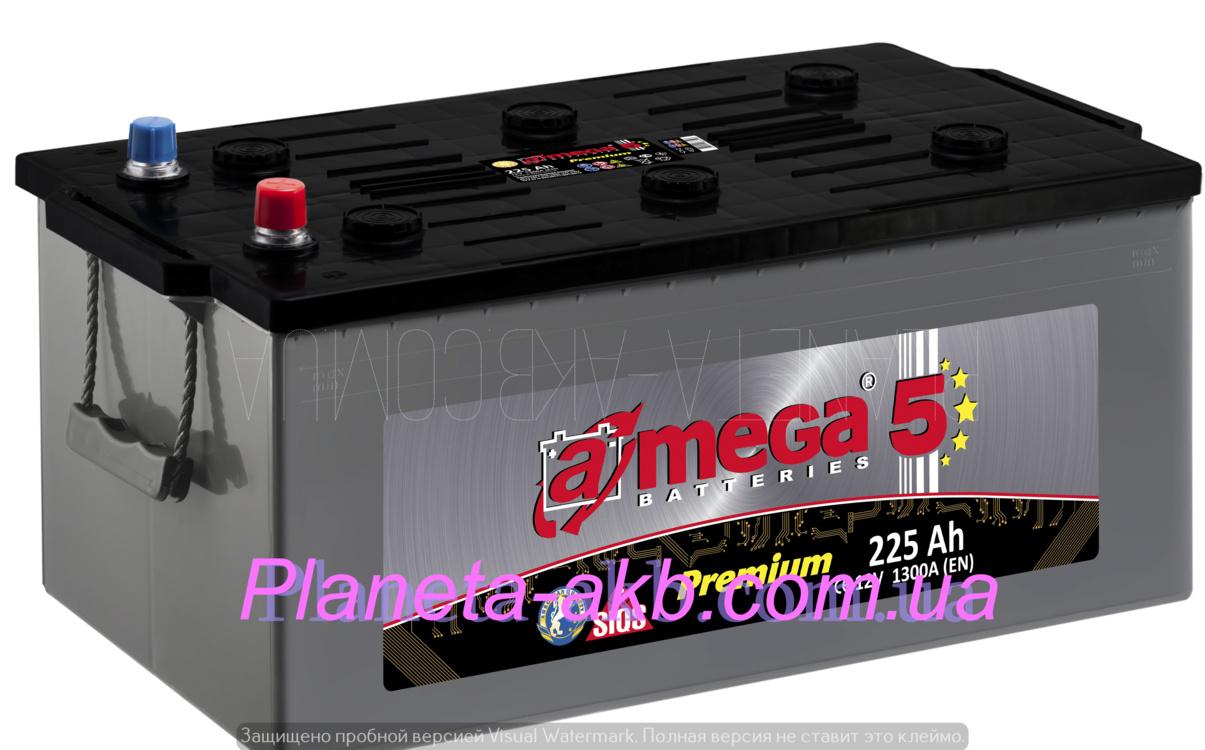 Аккумулятор A-Mega PREMIUM 225 Ah - фото