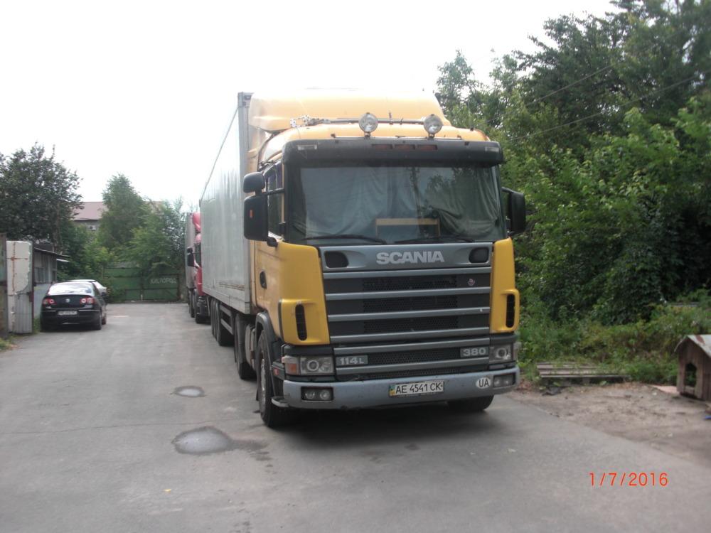 Scania 114 L/380 / 2002 - фото