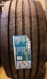 Шина 385/55 R19.5 Long March LM168
